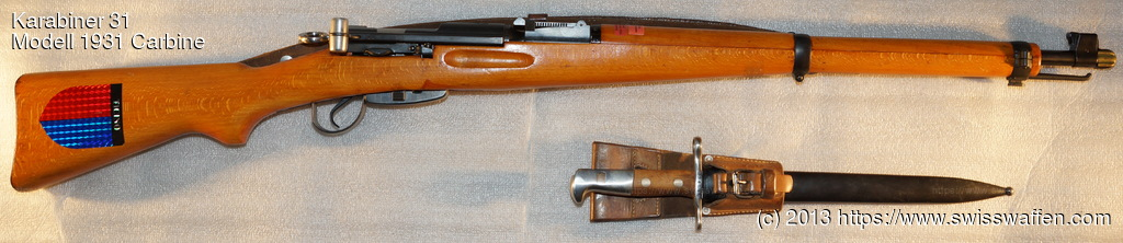 Modell 1931 Carbine