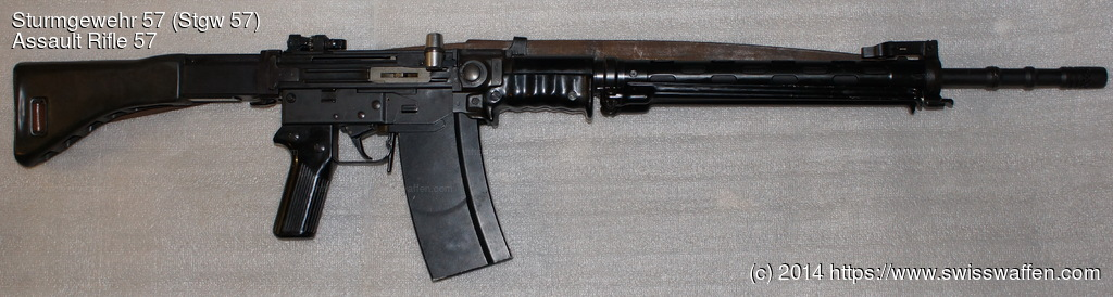 Assault Rifle 57