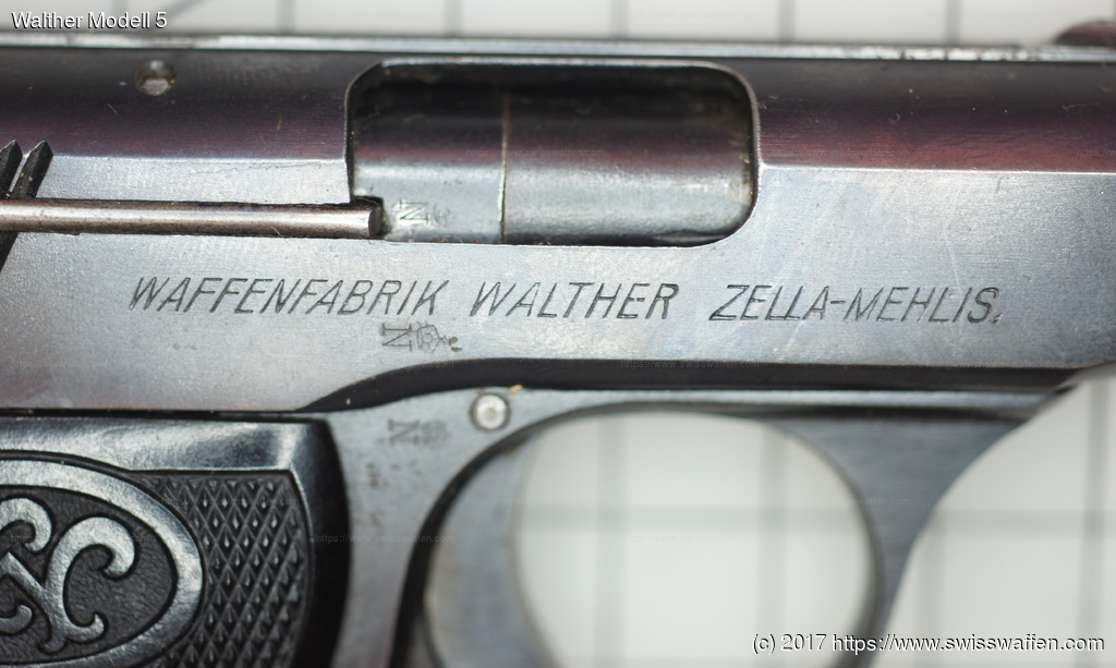 21.05.2017  Walther Modell 5