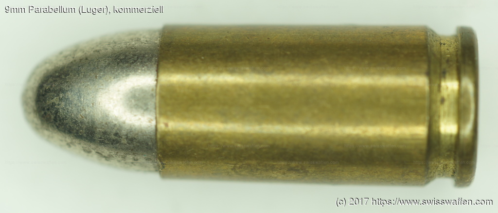 GER: S&B, Sellier & Bellot, 9mm Luger