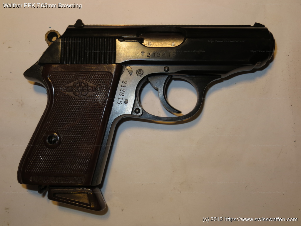 Walther PPK 7.65mm Browning