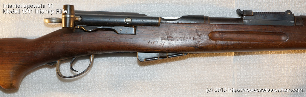 Modell 1911 Infantry Rifle